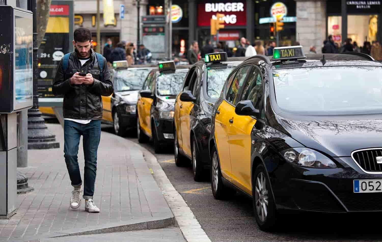 reserva taxi barcelona